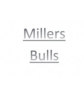 Millers ‑ Bulls E‑Liquid
