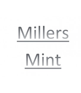Millers ‑ Mint E‑Liquid