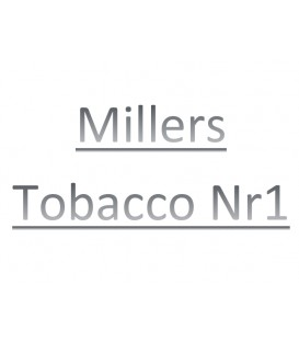 Millers ‑ Tobacco Nr.1 E‑Liquid
