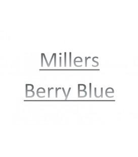 Millers Juice Chromeline - Berry Blue