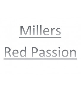 Millers Juice Chromeline - Red Passion