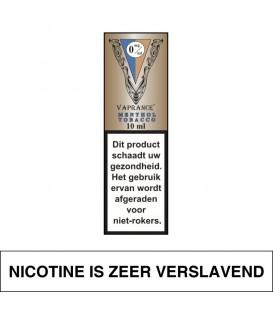 Vaprance Vip Label Menthol Tobacco