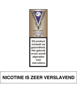 Vaprance Vip Label Frozen Menthol