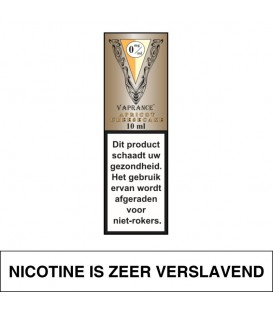 Vaprance Vip Label Apricot Cheesecake