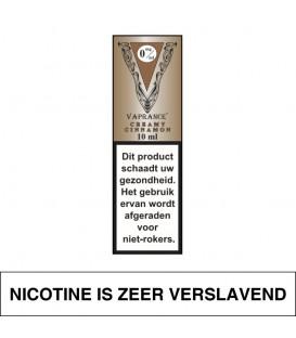 Vaprance Vip Label Creamy Cinnamon