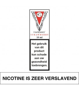 Vaprance White Label Strawberry