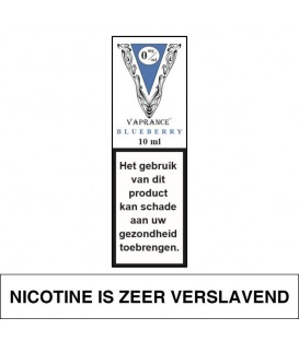 Vaprance White Label Blueberry