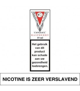 Vaprance White Label Raspberry