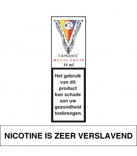 Vaprance White Label Multi Fruit