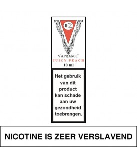 Vaprance White Label Juicy Peach