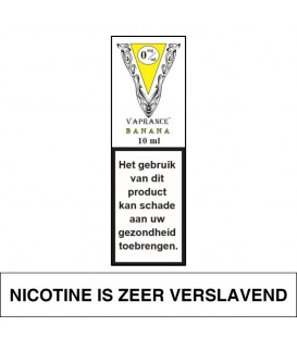 Vaprance White Label Banana