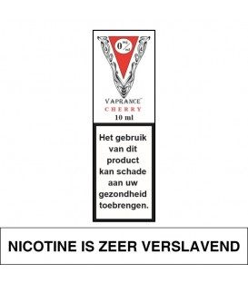 Vaprance White Label Cherry