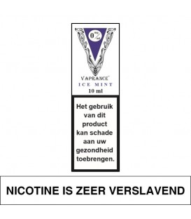 Vaprance White Label Ice Mint