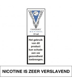 Vaprance White Label Menthol
