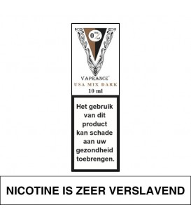 Vaprance White Label Usa Mix Dark