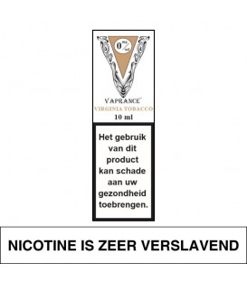 Vaprance White Label Virginia Tobacco