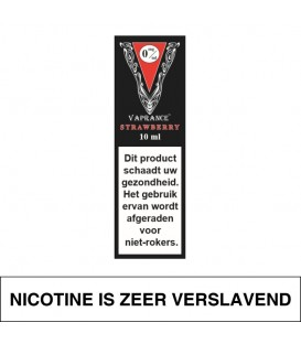 Vaprance Black Label Strawberry