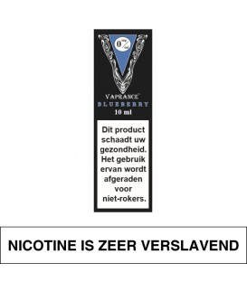 Vaprance Black Label Blueberry