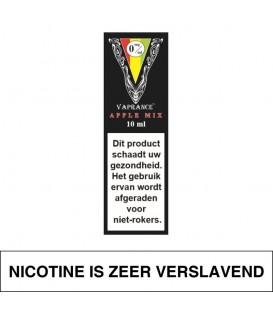 Vaprance Black Label Apple Mix