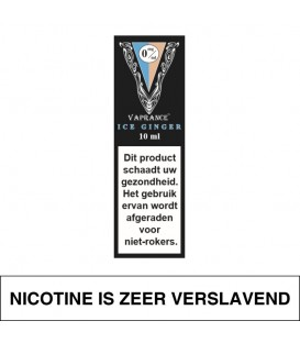 Vaprance Black Label Ice Ginger