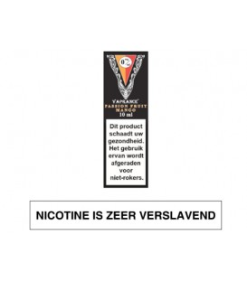 Vaprance Black Label - Passion Fruit Mango