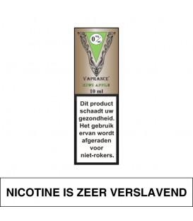 Vaprance Vip Label - Kiwi Apple