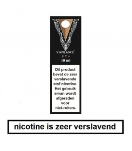 Vaprance Black Label - RY4