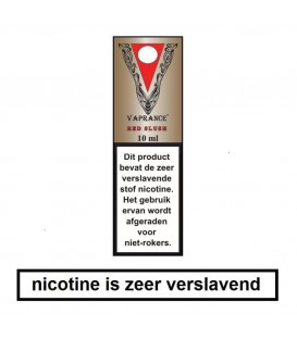 Vaprance Vip Label - Red slush