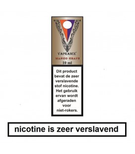 Vaprance Vip Label - mango grape